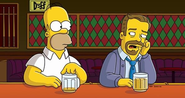 Homer-Simpson-knows-more-celebrities-than-the-ordinary-person