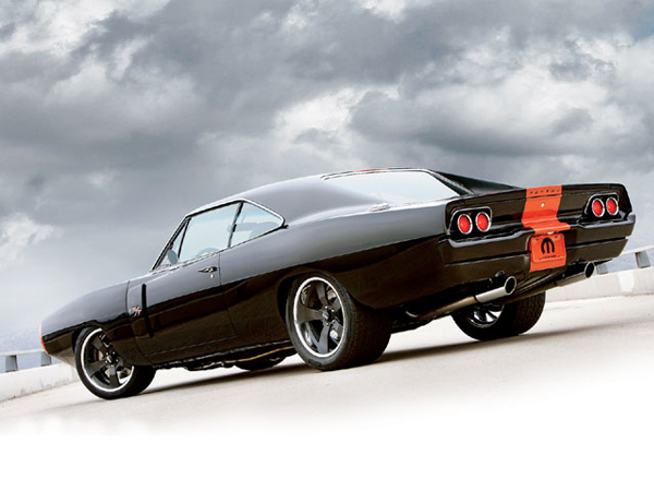 1. Dodge charger 1970