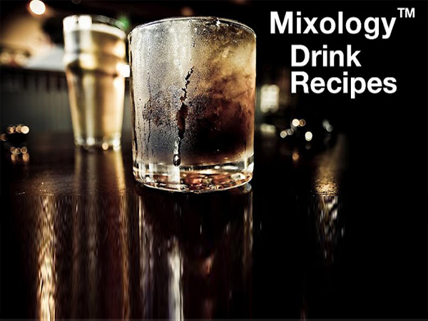 10. Mixology Drink Recipes