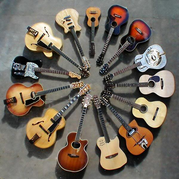Que Marcas De Guitarras Acusticas Son Buenas