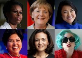 Las 10 mujeres más poderosas del mundo