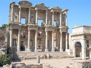 1. Biblioteca de Celsus