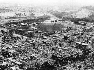 Los 10 terremotos más devastadores de la historia