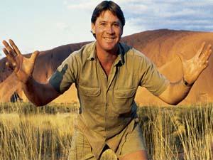 1. Steve Irwin