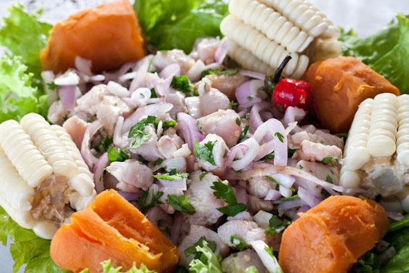 Los 10 mejores platos de la gastronomía peruana
