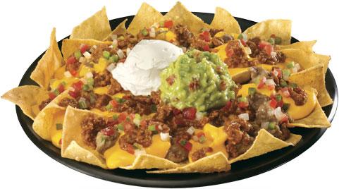 Recetas de nachos con chili beans Fciles