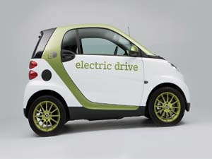 1. Smart Fortwo Electric Drive