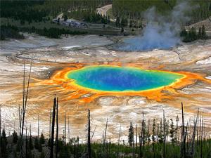 1. Caldera de Yellowstone
