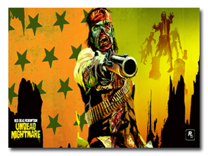 1. Red Dead Redemption Undead Nightmare