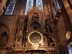 1. Reloj de la Catedral de Estrasburgo