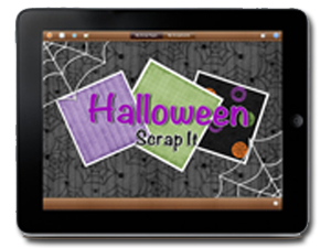 1. Scrap It Halloween HD
