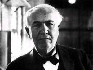1. Thomas Edison