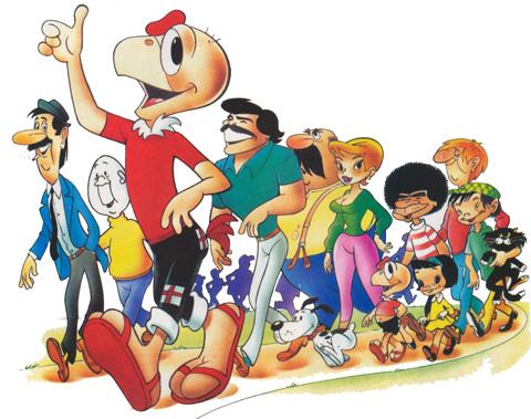Los 10 mejores personajes de Condorito
