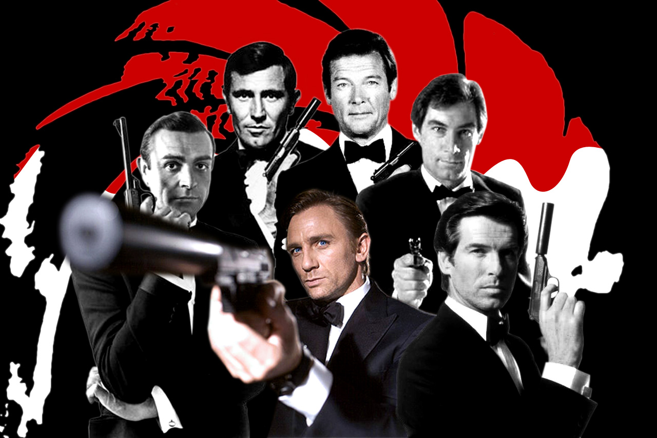 Peliculas De James Bond