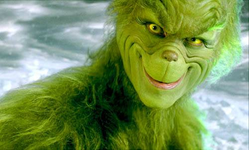 Ehhhh maybe not this Grinch tho