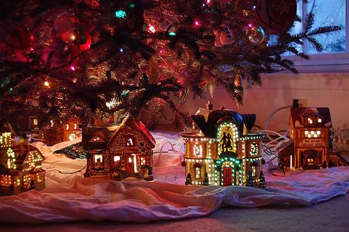 Las 10 tradiciones navide as m s populares del mundo for Villas navidenas liverpool