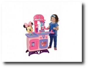 1. Just Play Minnie kitchen