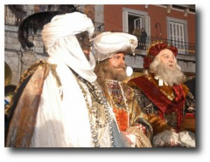 1. Los Reyes Magos eran Andaluces