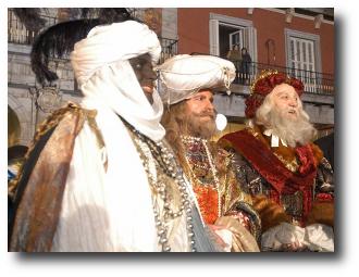 Las 10 cosas que no sabias de los Reyes Magos