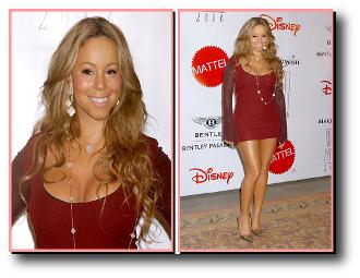 1. Mariah Carey