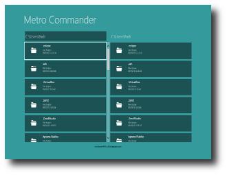 1. Metro Commander