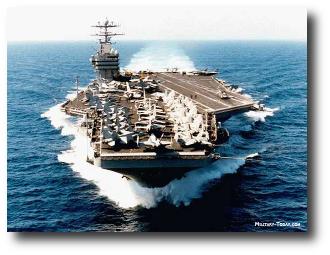 Los 10 mejores portaaviones del mundo