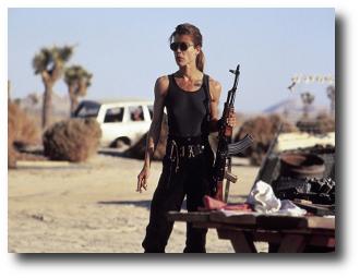 Los 10 mejores personajes femeninos de acción
