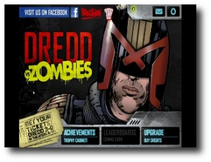 10. Dredd vs Zombies