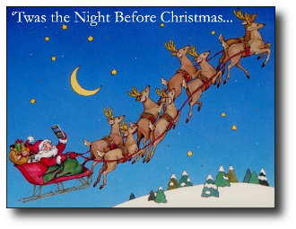 10. Twas The Night Before Christmas