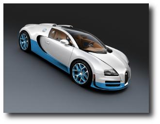 2. Bugatti Veyron Grand Sport