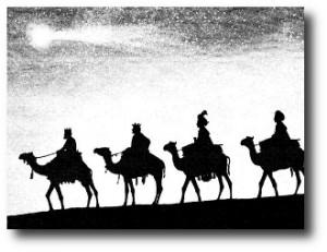 3. Cuatro o doce Reyes Magos.