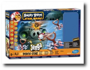 3. JUego Angry Birds Star Wars