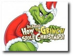 3. The Grinch Who Stole Christmas
