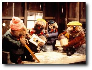 4. Emmett Otter's Jugband Christmas