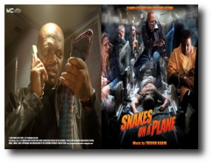 6. Snakes on a Plane