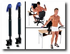 6. Springflex exercise machine