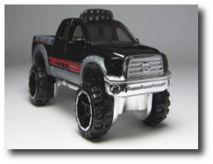 7. Hot Wheels Toyota Tundra