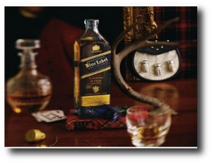 8. Johnnie Walker cata privada
