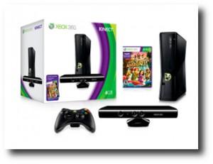 8. Xbox 360 Kinect