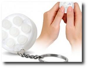 9. Electronic bubble wrap