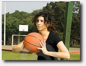9. No jugar baloncesto