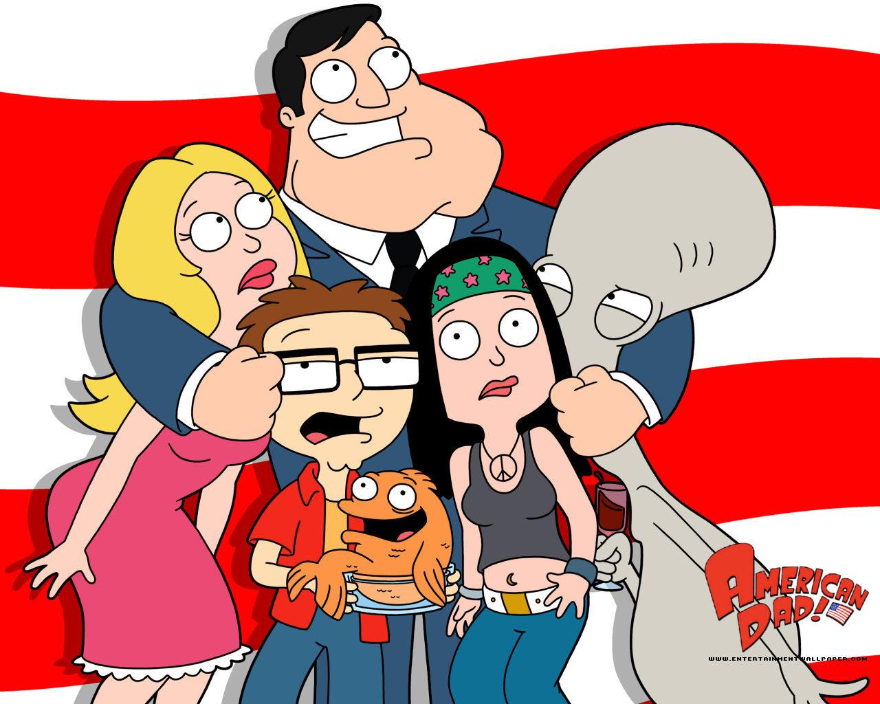 Los 10 mejores personajes de American Dad