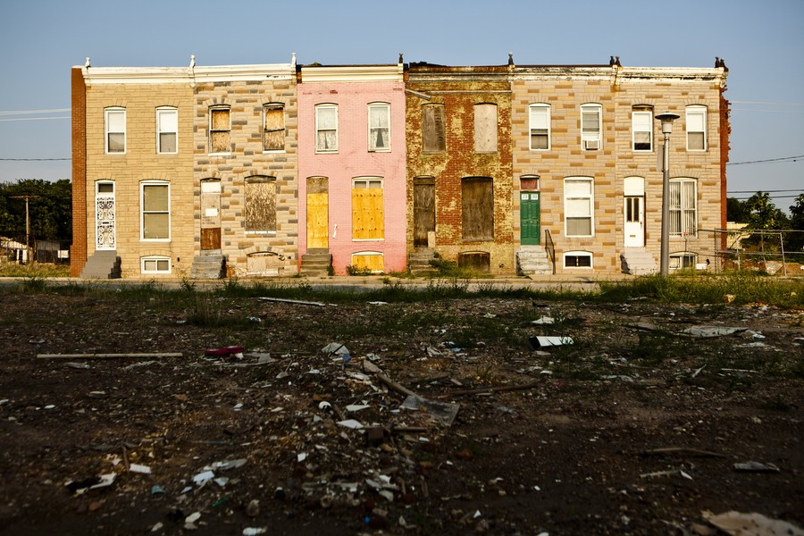 Baltimore's Vacant Housing