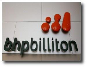 1. BHP Billiton
