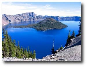 1. Lago del Cr+íter