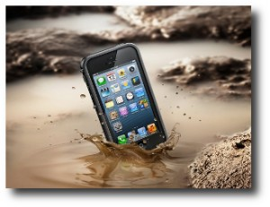 1. Lifeproof fr-ô iPhone 5 Case