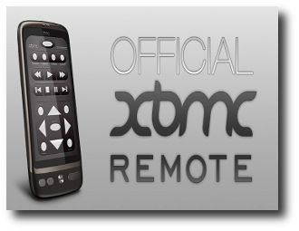 1. Official XBMC Remote