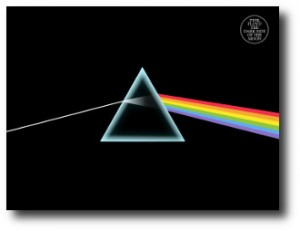 1. Pink Floyd - The Dark Side of the Moon