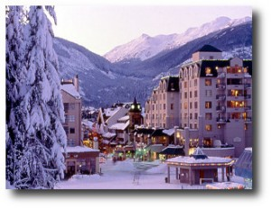1. Whistler Blackcomb, Columbia Britanica