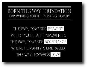 10. Born This Way